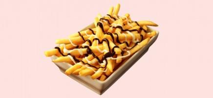 Wij lusten wel een frietje met chocolade