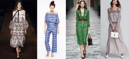 Dit zijn dé modetrends voor aankomende lente