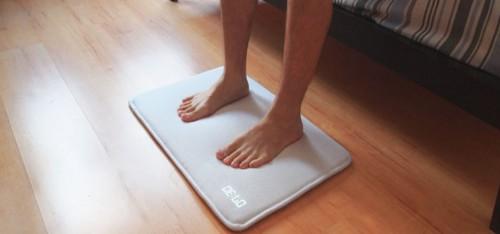 Dankzij deze handige mat zal jij je nooit meer verslapen