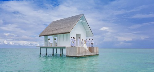 Trouwplannen? Op deze adembenemende locatie wil jij wel het ja...