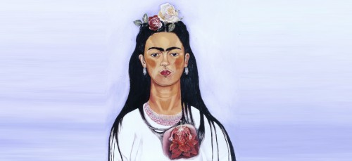 Be like Frida Kahlo, wees authentiek