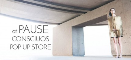 WEEKENDTIP: P A U S E pop-up store