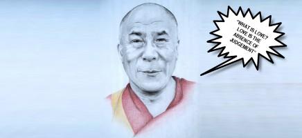 6 quotes van Dalai Lama om bij stil te staan