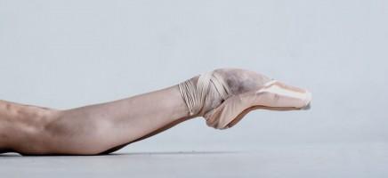 Indrukwekkende backstage foto's van het Russische ballet