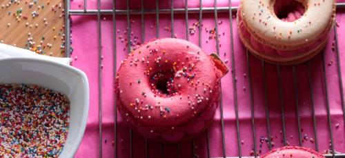 Dit willen wij: de 'macaron donut'