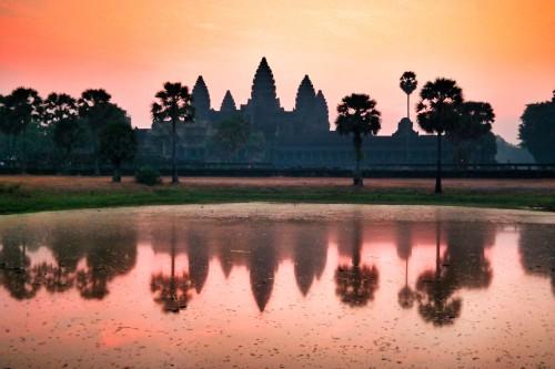 Angkor Wat: Zo vermijd je de drukte