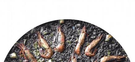 Zwart gekleurd eten is dé #foodtrend op Instagram