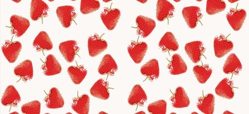 Aardbeien zijn goed voor de lijn