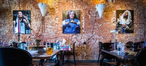 Restyling Belgisch Restaurant Lieve, Amsterdam