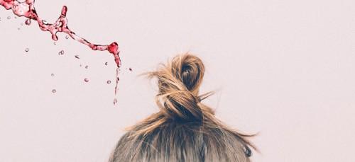 Welja! Rode wijn is hét geheim voor prachtige haren