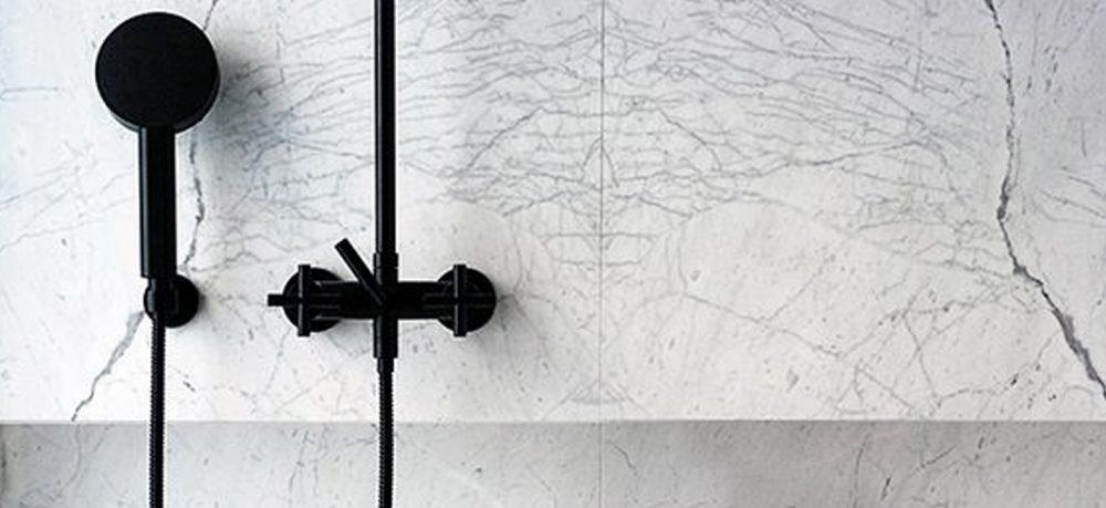 Inspiratie: 10 x zwarte kranen voor in de badkamer   Enfait