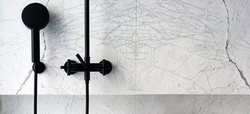 Inspiratie: 10 x zwarte kranen voor in de badkamer