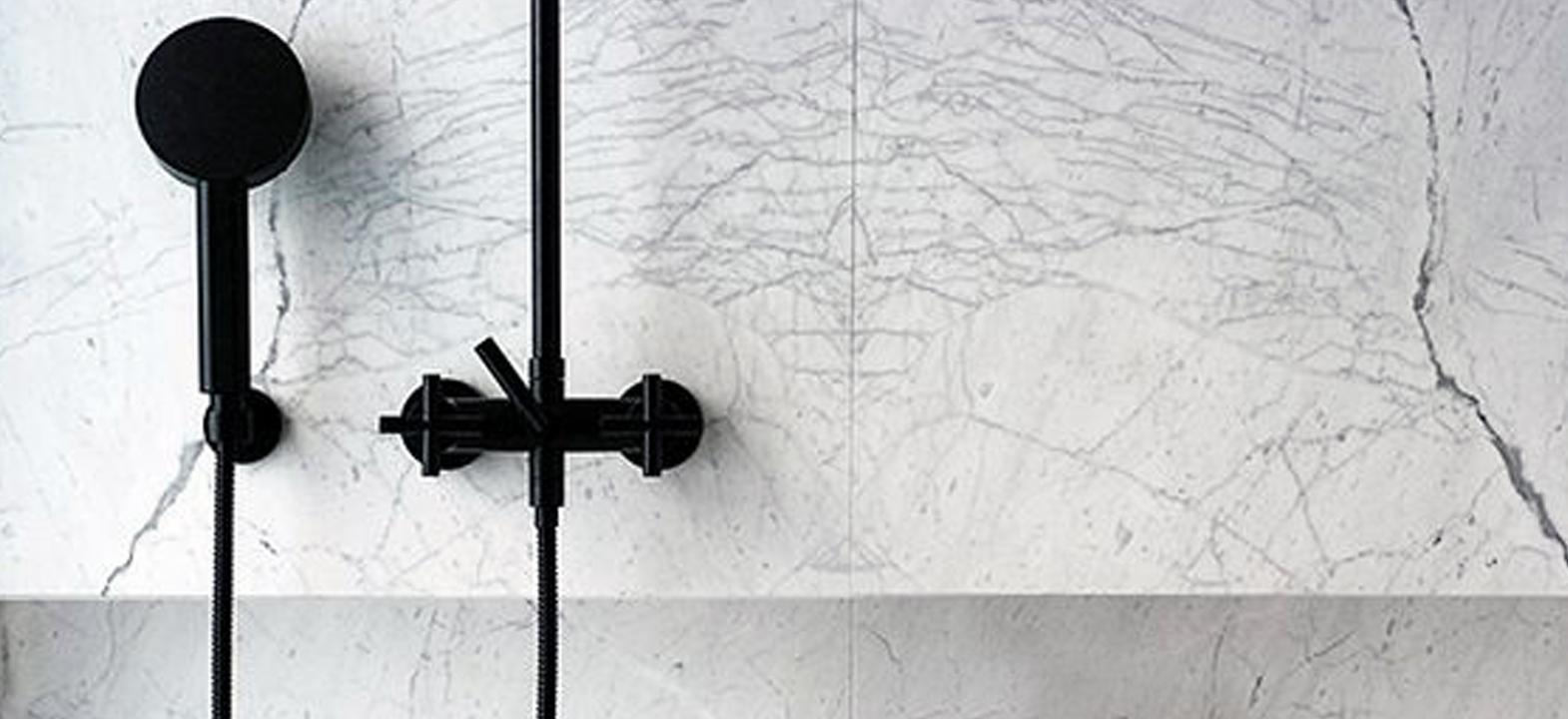 Inspiratie: 10 x zwarte kranen voor in de badkamer | Enfait
