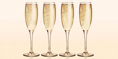 PANIEK! We krijgen te maken met een serieus champagne tekort
