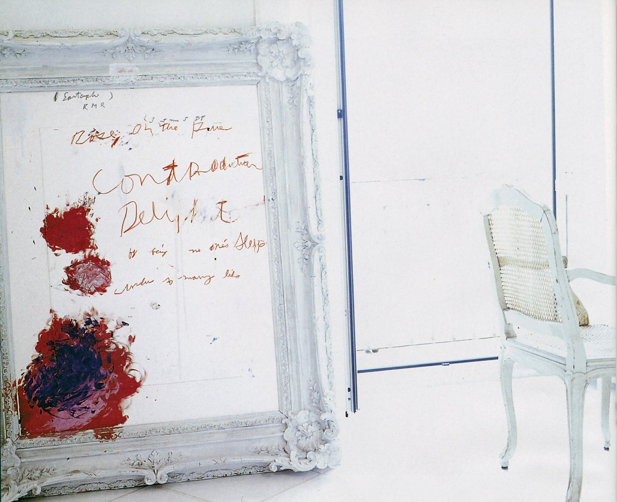 cy twombly 1