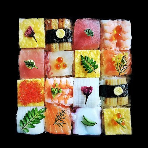 mozaiek suhi