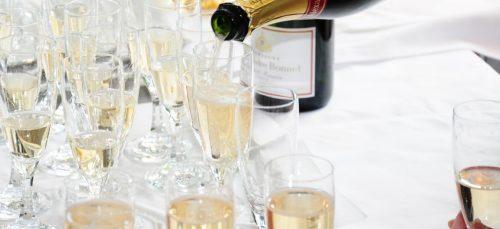 Champagne en paracetamol