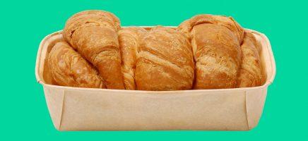 OMG! In deze supermarkt kun je croissantbrood kopen