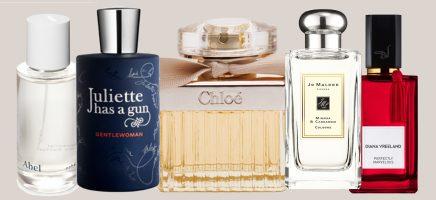 De vijf lekkerste parfums voor in de winter