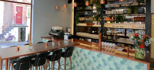 Hotspot: restaurant Het Warenhuis in Amsterdam