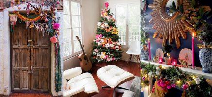 Zo creëer je een bohemian kerstsfeer in huis