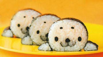 Deze 10 sushi rollen zijn te schattig om op te eten!