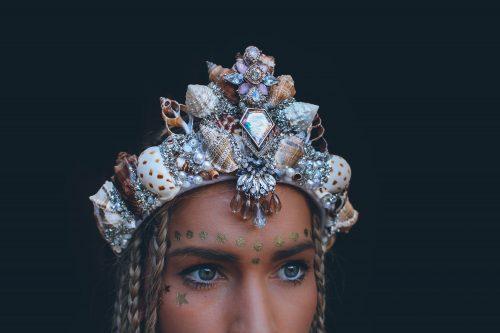 Wauw! Ontwerp je eigen zeemeerminnen kroon