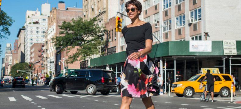 Interview: Walk away with catwalk coach Mandy Dyonne