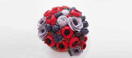 Met deze bloemige taarten vier je de lente pas echt