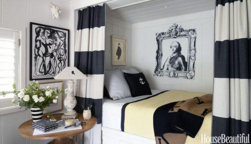 Bed Gordijn 10 : Tips voor kleine woonruimtes enfait
