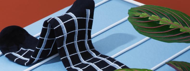 Raak nooit meer sokken kwijt met Qnoop
