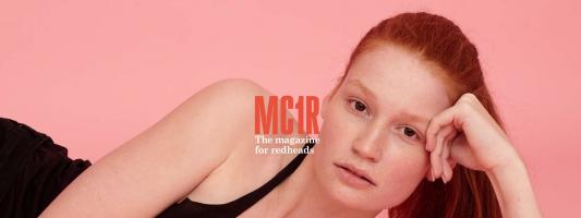 'S werelds eerste tijdschrift voor roodharigen is een feit!