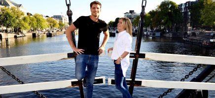 Interview: Angéla en Floris hebben allebei de broek aan als h...