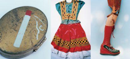 Dit is de garderobe van Frida Kahlo die bijna 50 jaar verborge...