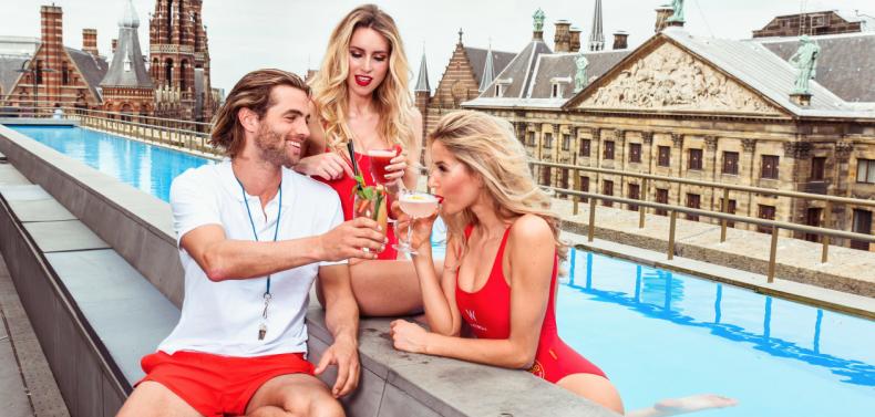 Welzeker: De W Hotel Amsterdam Baywatch Summer Series zijn een...