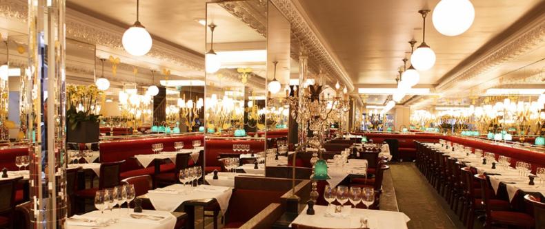 Brasserie Thoumieux in Parijs