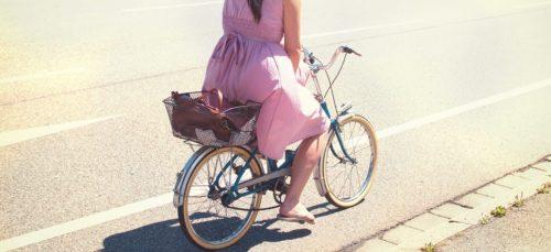 Wandelen blijkt beter dan fietsen