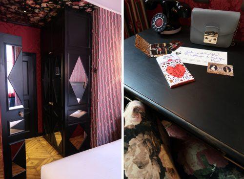 hotel de jobo in parijs enfait. Black Bedroom Furniture Sets. Home Design Ideas