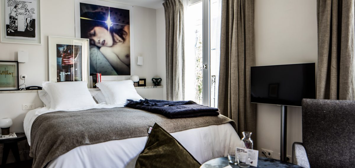 Hotel Le Pigalle in Parijs