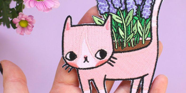 De 7 leukste Etsy cadeautjes voor kattenvrouwtjes