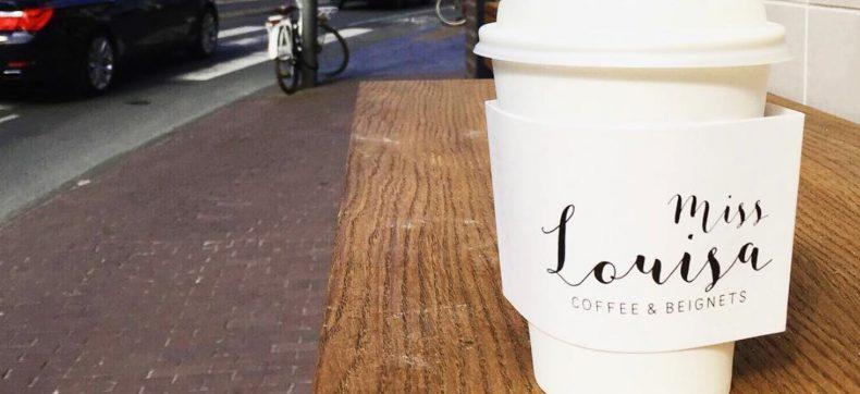 Miss Louisa coffee & beignets deelt vandaag gratis beignets uit