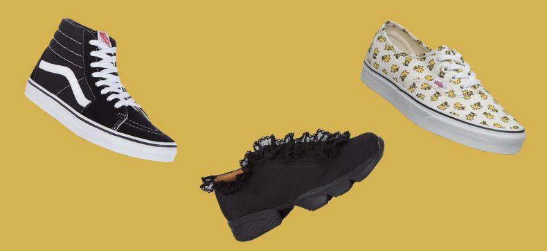 Deze 5 sneakers wil je absoluut hebben