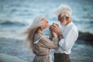 Russische fotograaf vereeuwigt een prachtig koppel en laat de ...
