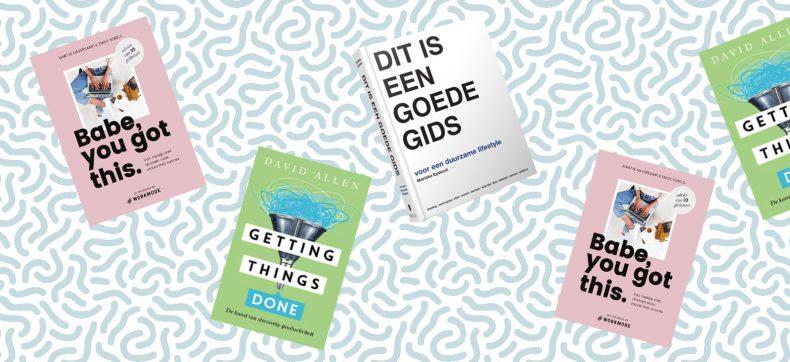 3 boeken die je leven gaan veranderen