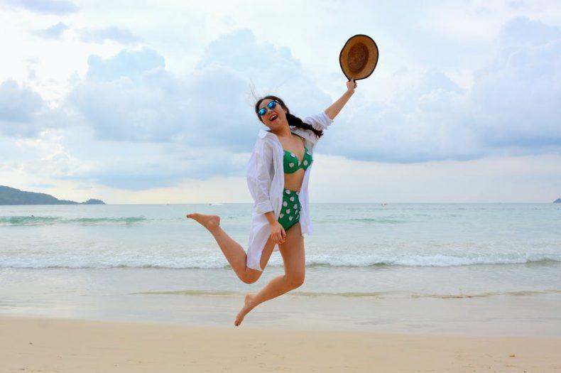 De mooiste bikini's voor vrouwen met grotere borsten