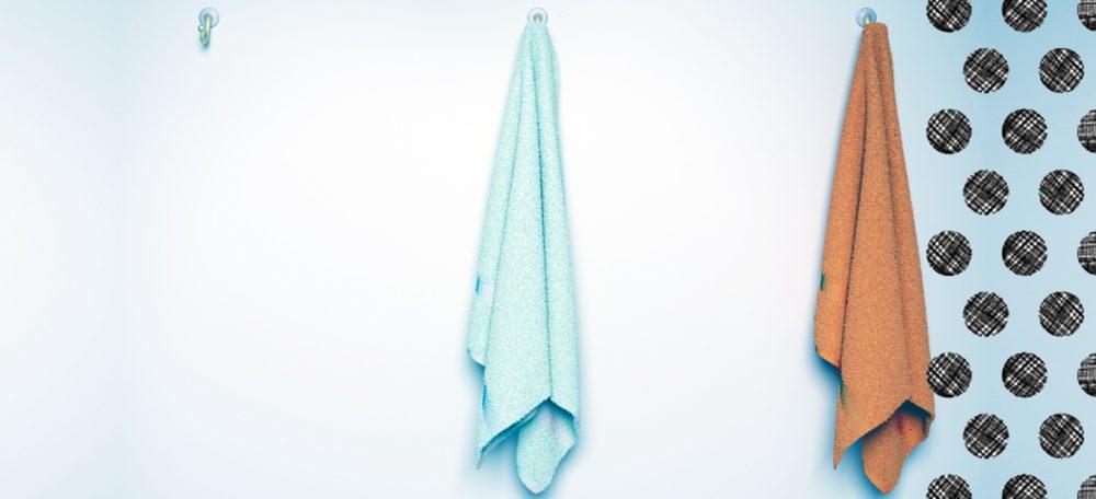 hoe vaak moet je je handdoeken wassen? | enfait