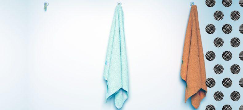 Hoe vaak moet je je handdoeken wassen?