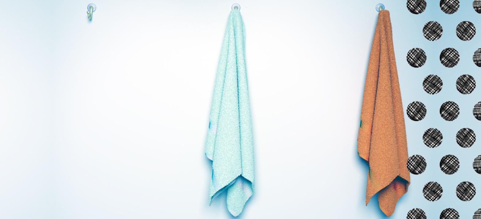 Hoe vaak moet je je handdoeken wassen?   Enfait