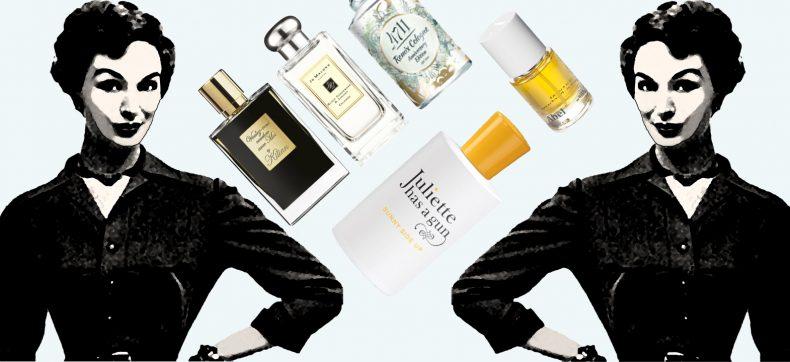 5 typen vrouwen en hun favoriete parfum