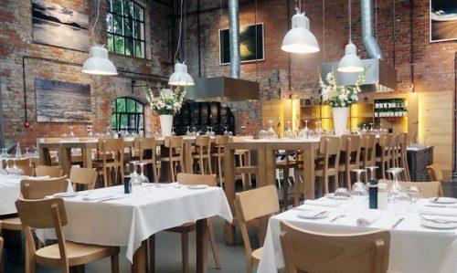 restaurant warschau